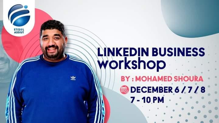 LinkedIn Business workshop – Day3
