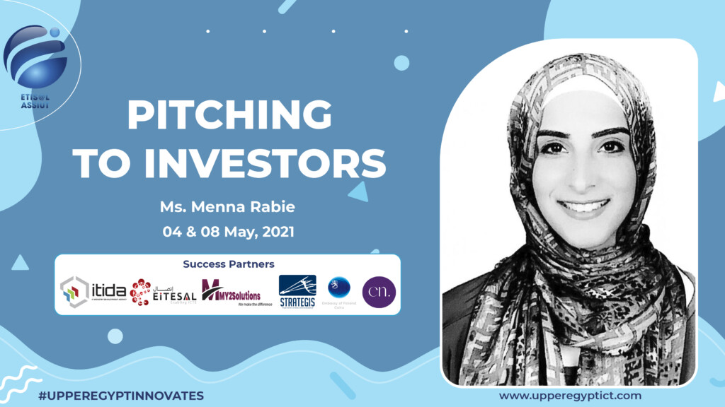 Pitching to Investors Workshop – Day1