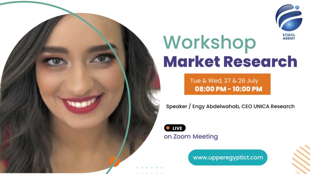 Market Research Online Workshop (2nd) – Day2